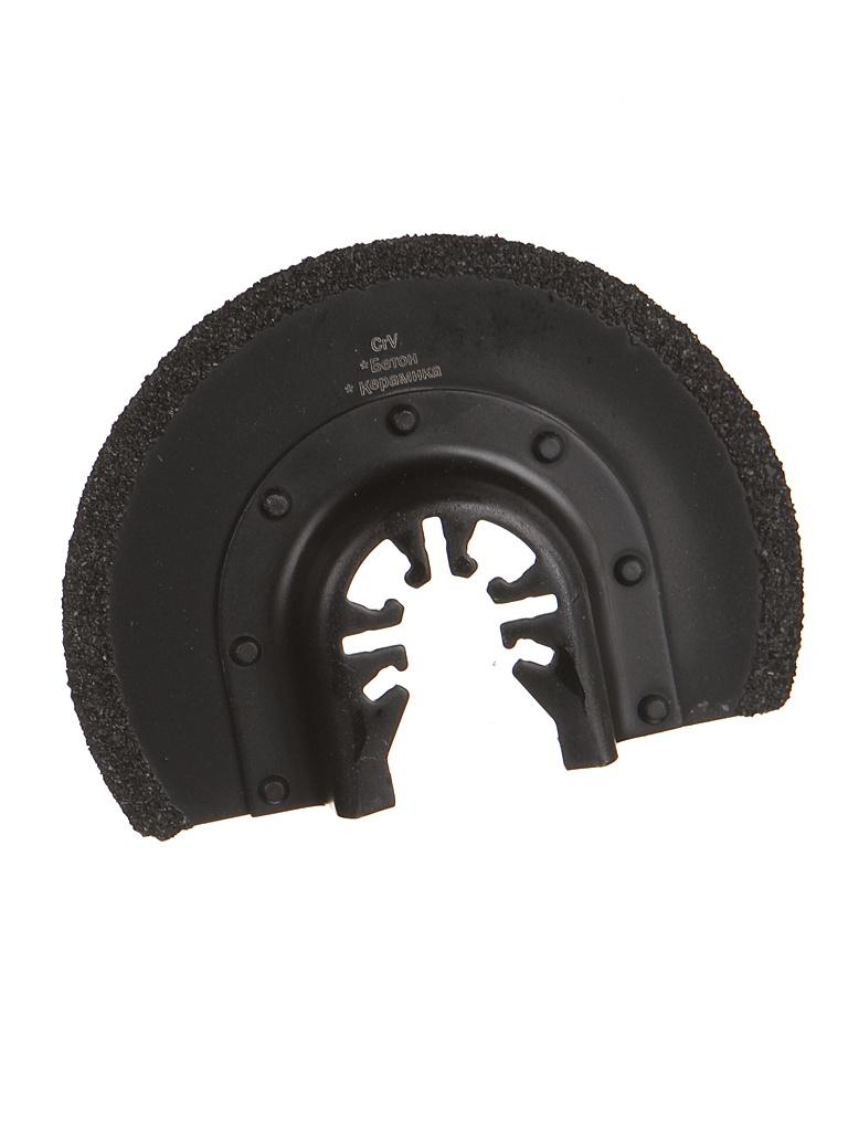 Насадка для мультиинструмента Elitech OQIS CrV d-85mm по бетону и керамике 1820.005600 амортизатор шнека elitech d 20mm 0809 011000