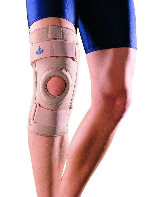 Ортопедическое изделие Бандаж на коленный сустав Oppo Medical размер S 1030-S ортопедическое изделие бандаж на голеностопный сустав oppo medical размер s 4106 s