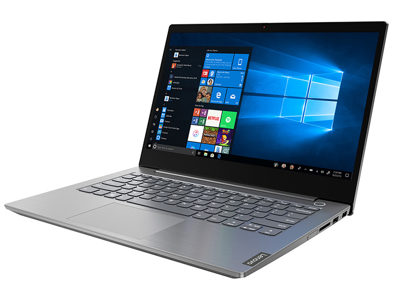 Ноутбук Lenovo ThinkBook 14-IIL 20SL00D3RU (Intel Core i3-1005G1 1.2 GHz/8192Mb/256Gb SSD/Intel UHD Graphics/Wi-Fi/Bluetooth/Cam/14.0/1920x1080/Windows 10 Pro 64-bit)