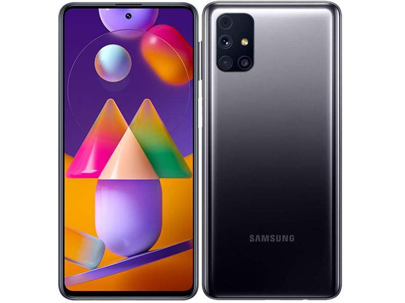 Сотовый телефон Samsung SM-M317F Galaxy M31S 6/128Gb Black Выгодный набор + серт. 200Р!!!