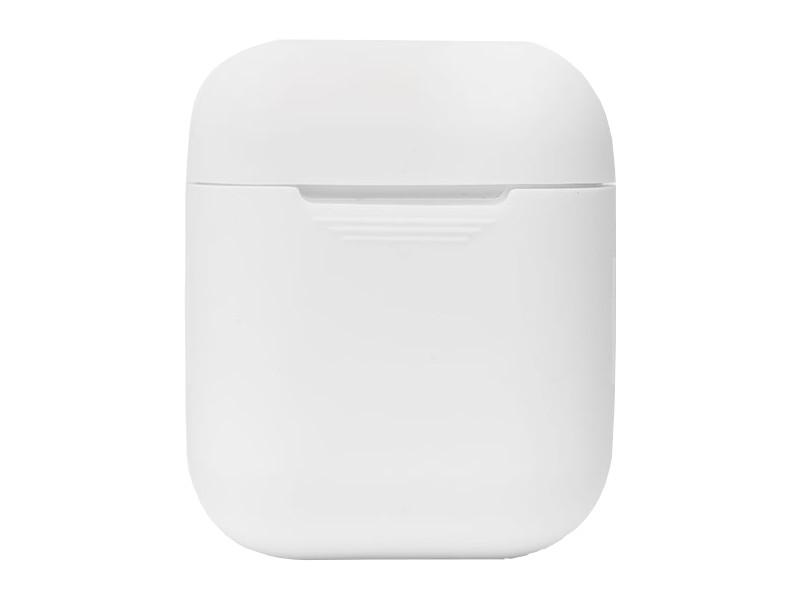 Чехол Activ для APPLE AirPods 2 Silicone White 102590