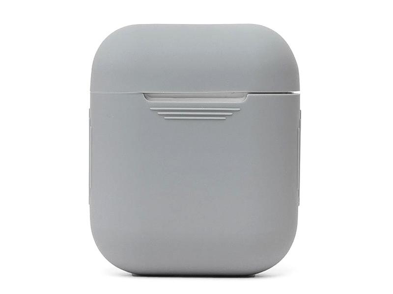 Чехол Activ для APPLE AirPods 2 Silicone Grey 102581