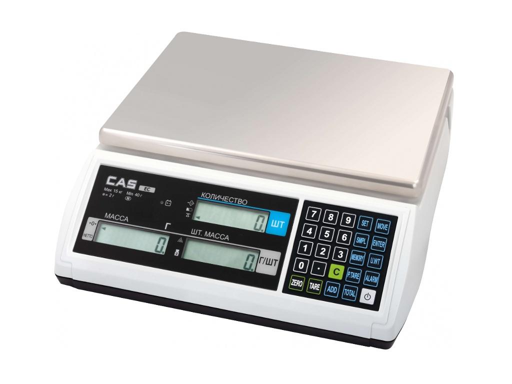Весы Cas EC-3