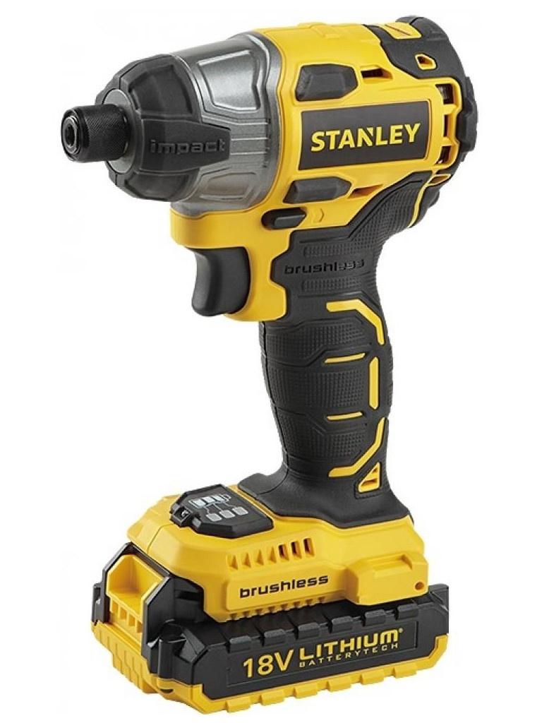 Электроинструмент Stanley SBI201D2K-RU