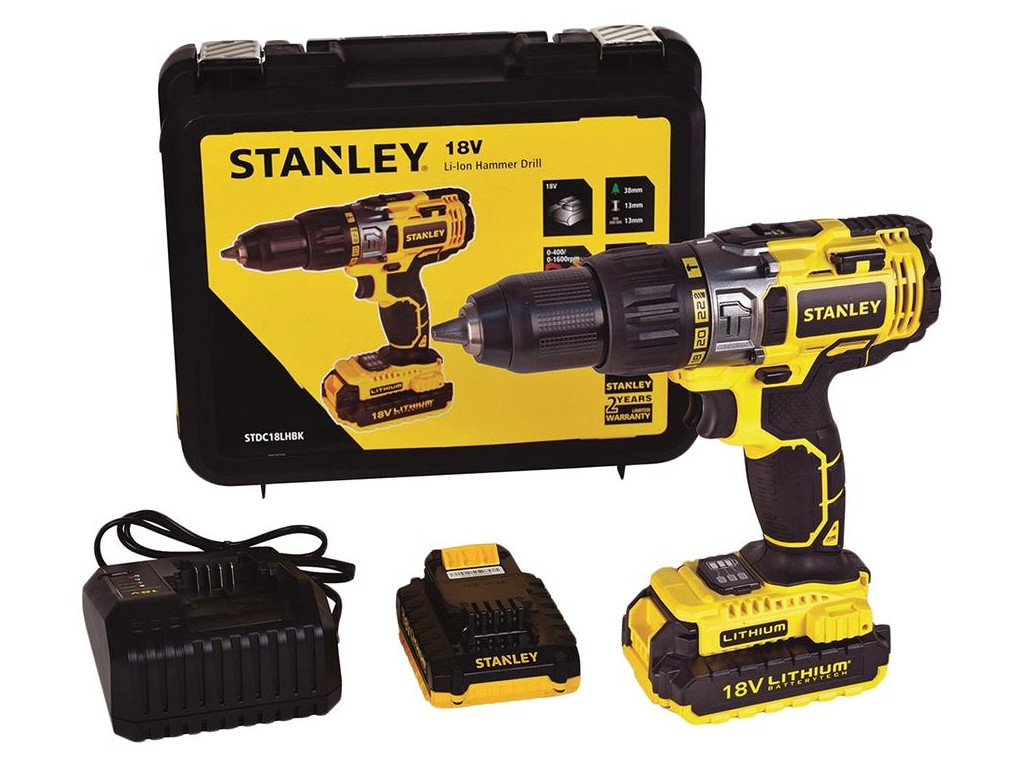 Электроинструмент Stanley SCH201D2K-RU