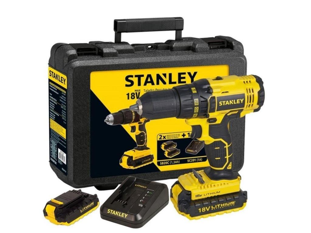 Электроинструмент Stanley SCD201D2K-RU