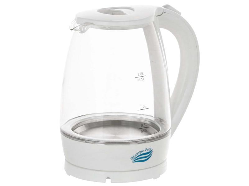 Чайник Великие реки Дон-1 White
