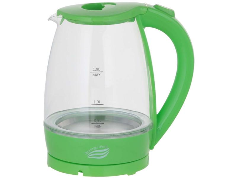 Чайник Великие реки Дон-1 Lime Green