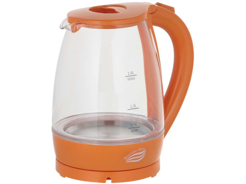 Чайник Великие реки Дон-1 Orange