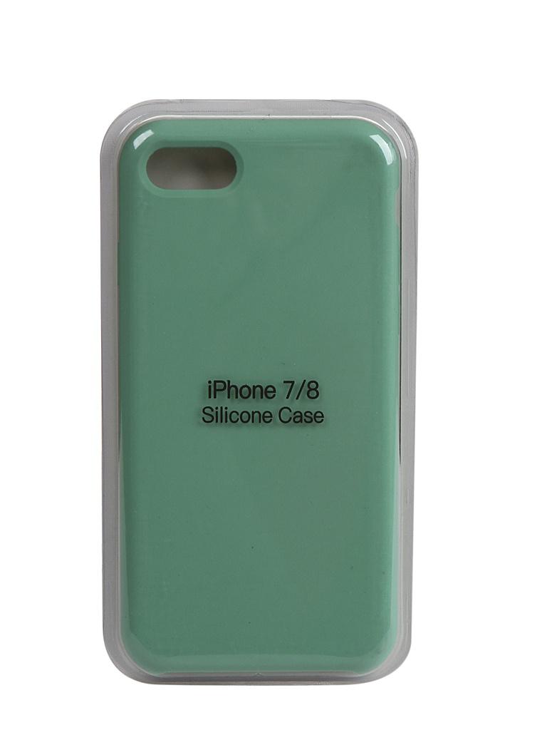 Чехол Innovation для APPLE iPhone SE (2020) Silicone Turquoise 17029