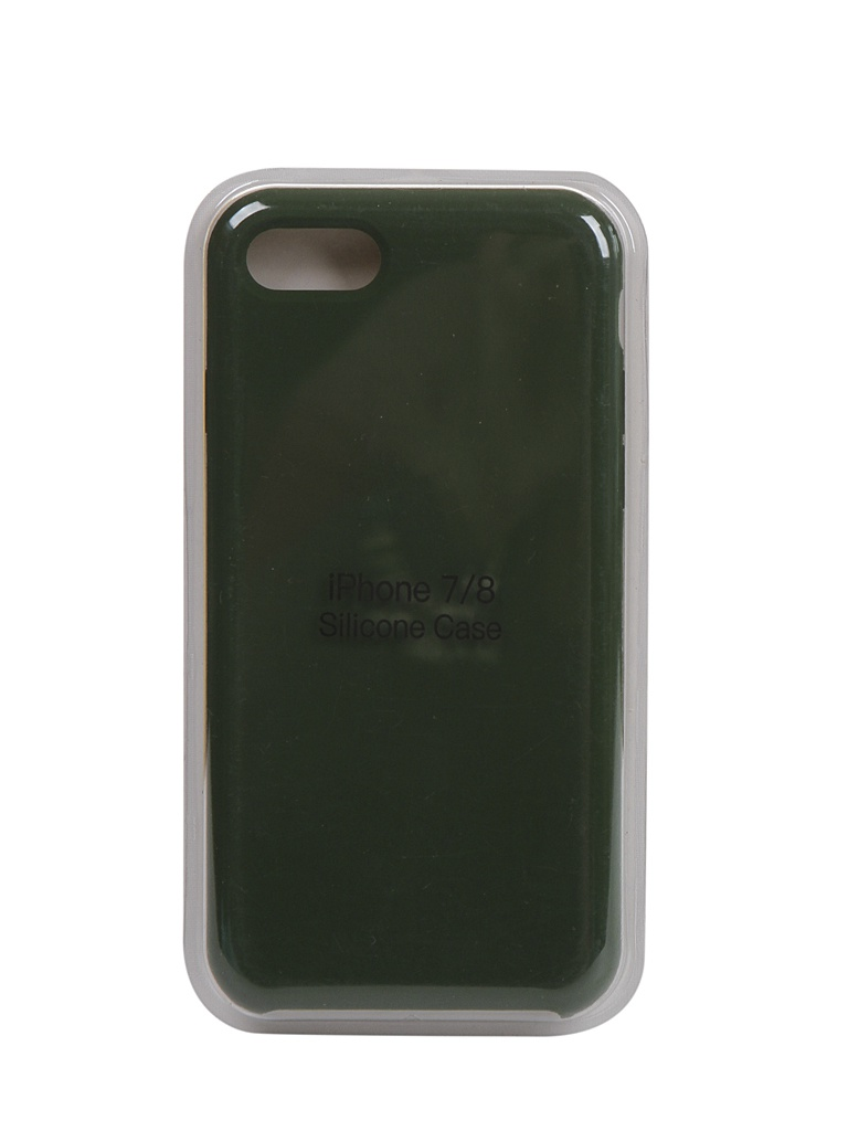Чехол Innovation для APPLE iPhone SE (2020) Silicone Green 17026