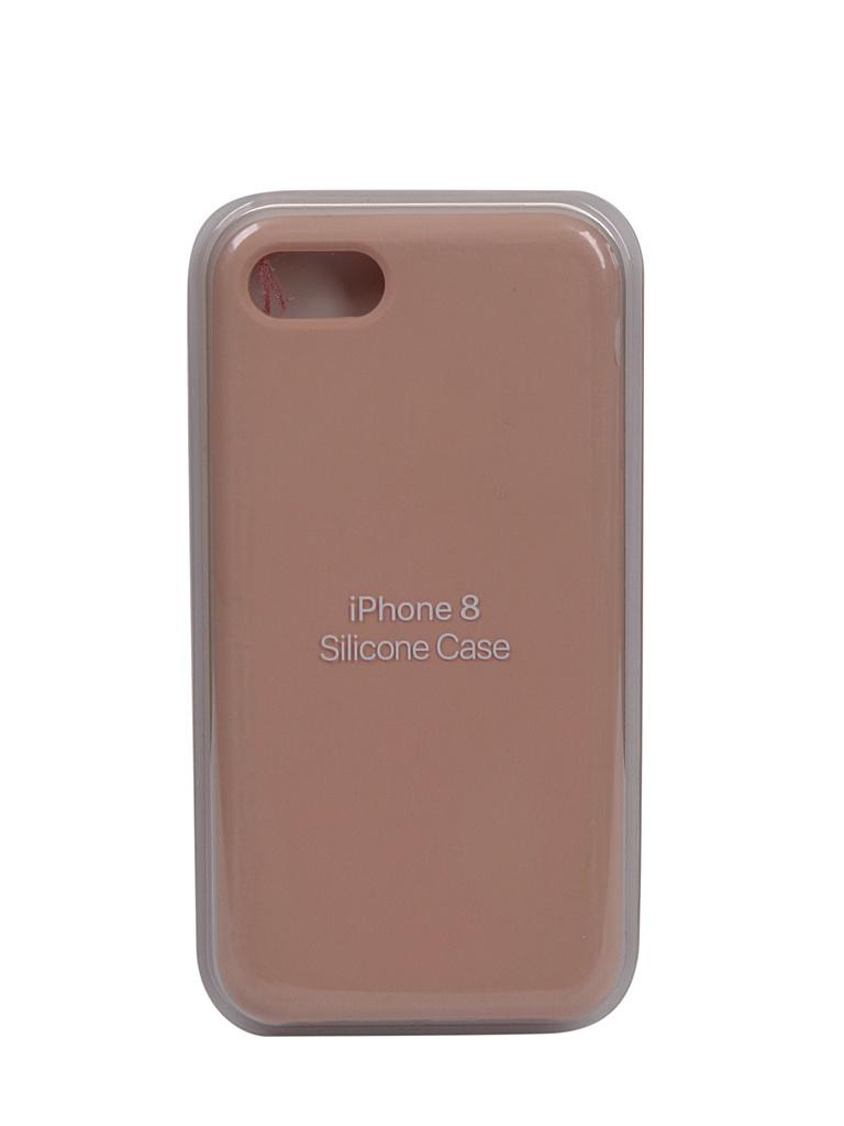 Чехол Innovation для APPLE iPhone SE (2020) Silicone Case Pink 17025