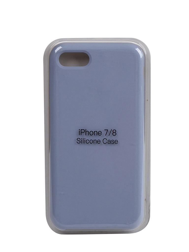 Чехол Innovation для APPLE iPhone SE (2020) Silicone Case Purple 17027