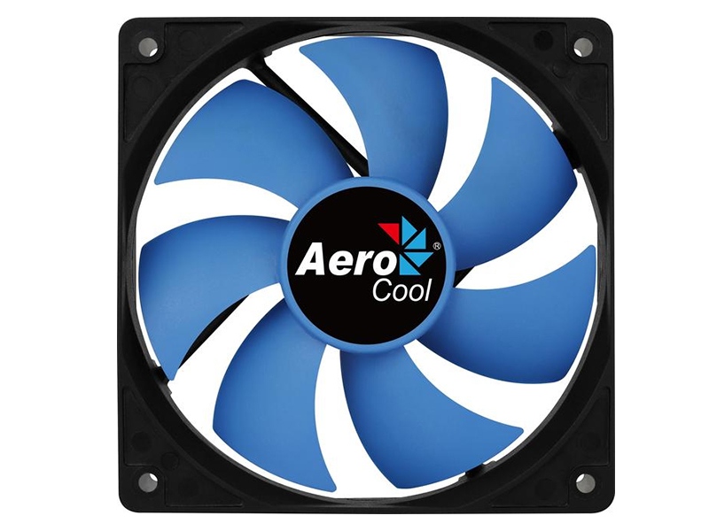 Вентилятор AeroCool Fan Force 12 PWM 120mm Blue Blade 4718009158023