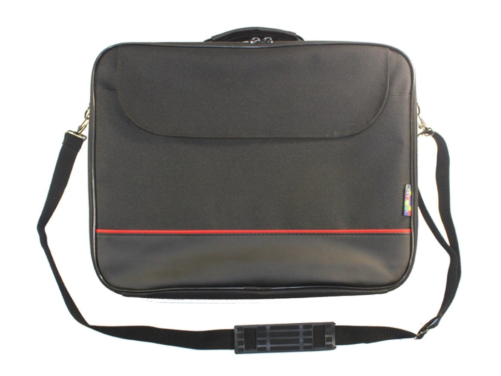 Сумка 15.6-inch Vivacase Business Black VCN-CBSFR15-bl