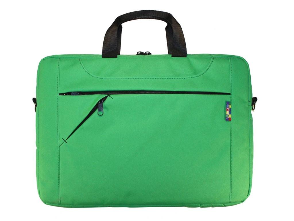 Сумка 15.6-inch Vivacase City Green VCN-CITY15-green