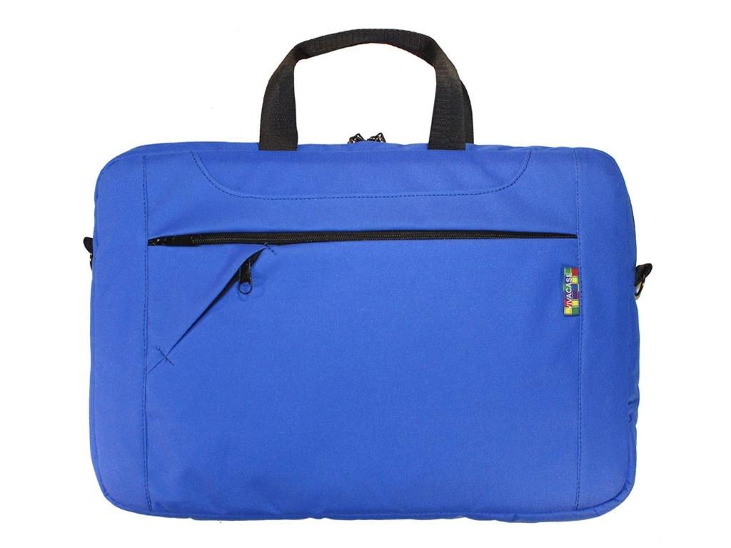 Сумка 15.6-inch Vivacase City Blue VCN-CITY15-blue
