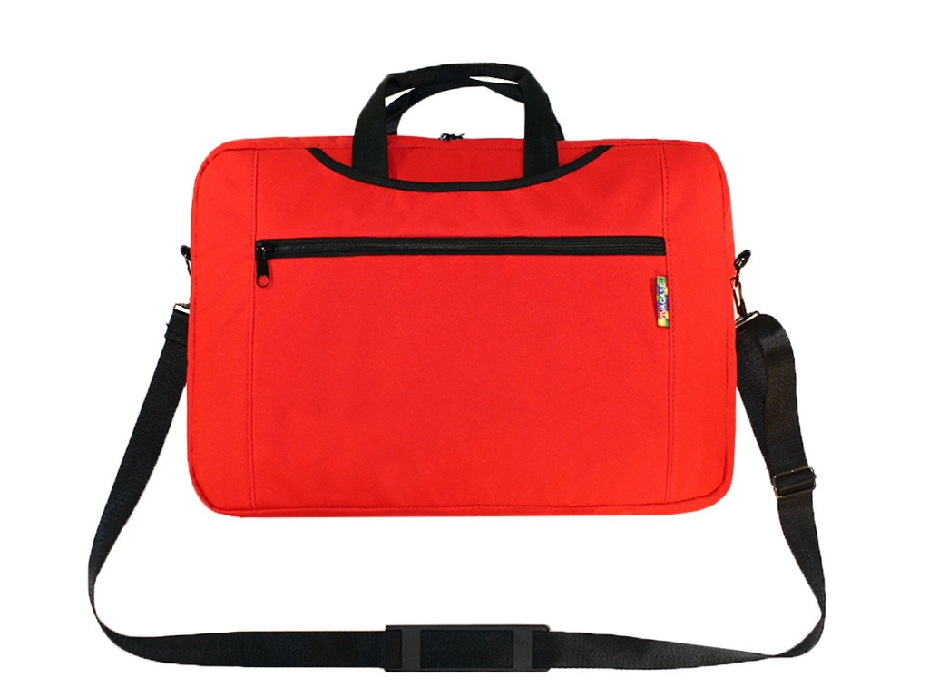 Сумка 15.6-inch Vivacase Country Red VCN-COUNT15-red