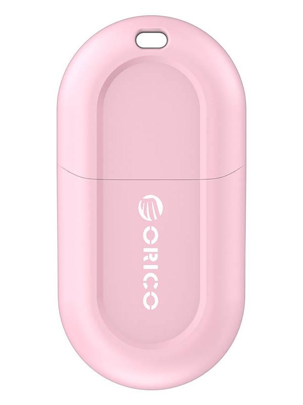 Bluetooth передатчик Orico BTA-408 Pink