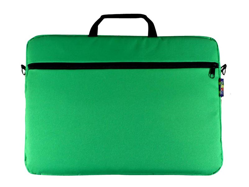 Сумка 15.6-inch Vivacase Business Green VCN-CBS15-green