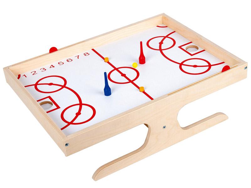 Настольная игра Десятое Королевство Магнитный хоккей с мячом 03974
