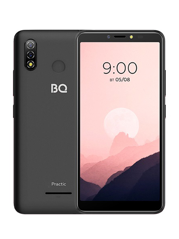 Сотовый телефон BQ 6030G Practic Black