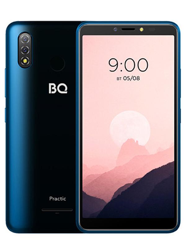 Сотовый телефон BQ 6030G Practic Blue Gradient