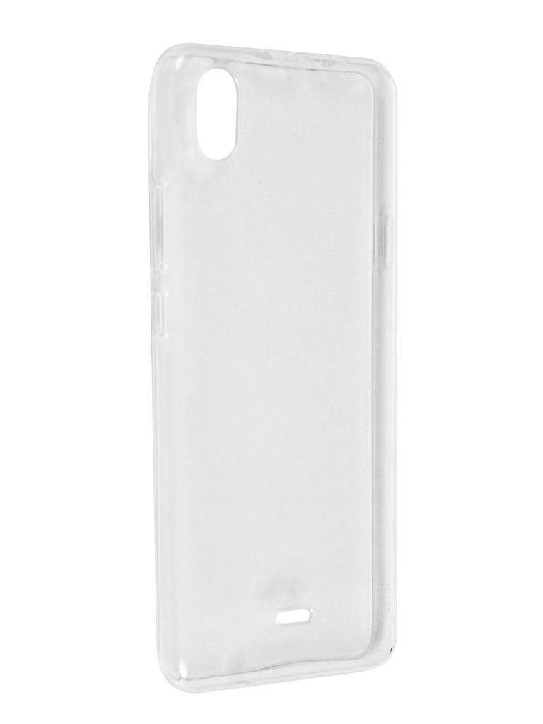 Чехол BQ для BQ-6045L Nice Silicone Transparent