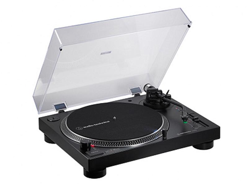 Проигрыватель Audio-Technica AT-LP120XBTBK