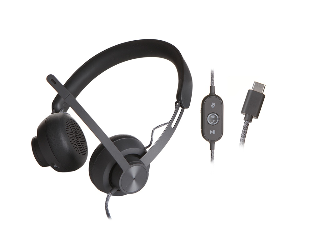 Наушники Logitech Zone Wired MSFT Teams 981-000870