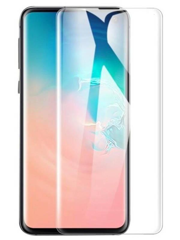 Защитное стекло Krutoff для Samsung Galaxy S10 3D Premium 20298