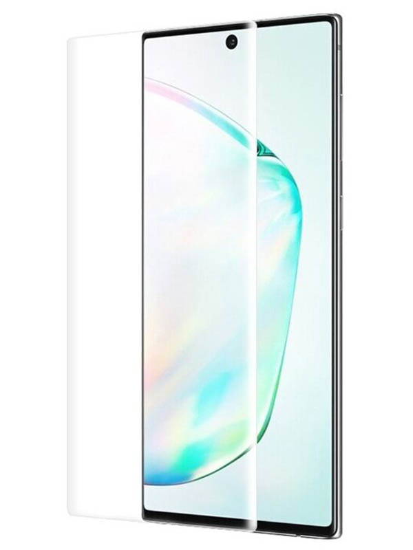 Защитное стекло Krutoff для Samsung Galaxy Note 10 Plus 3D Premium 20305
