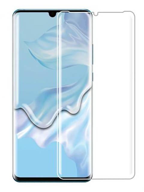 Защитное стекло Krutoff для Huawei P30 Pro 3D Premium 20312
