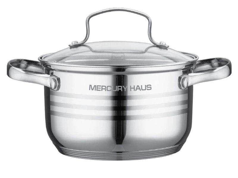 Кастрюля Mercury Haus 8.2L MC-7057