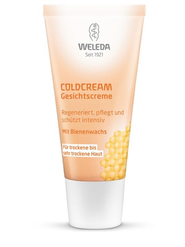 Защитный крем Weleda Coldcream 30ml 8187