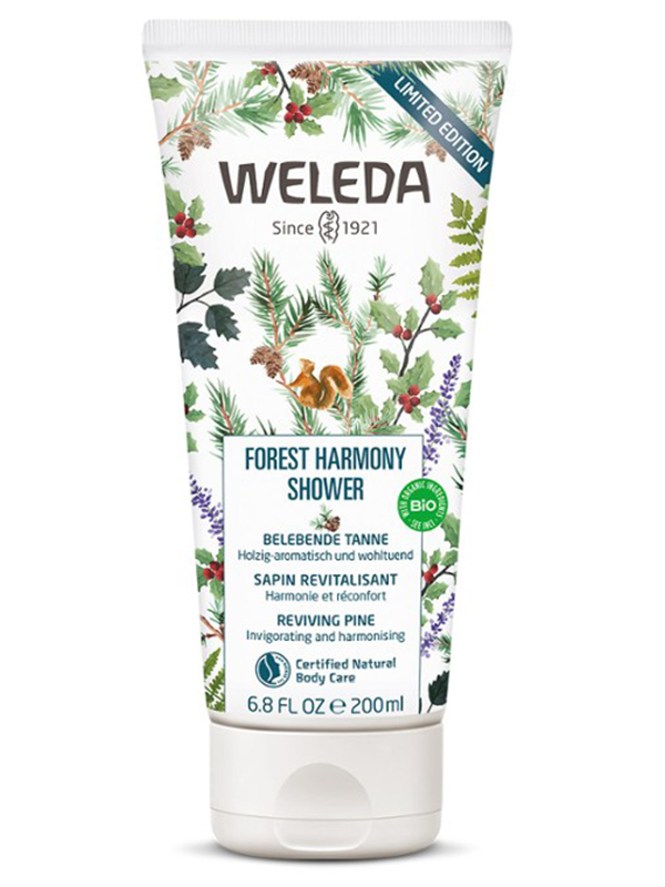Гель для душа Weleda Forest Harmony 200ml 6692