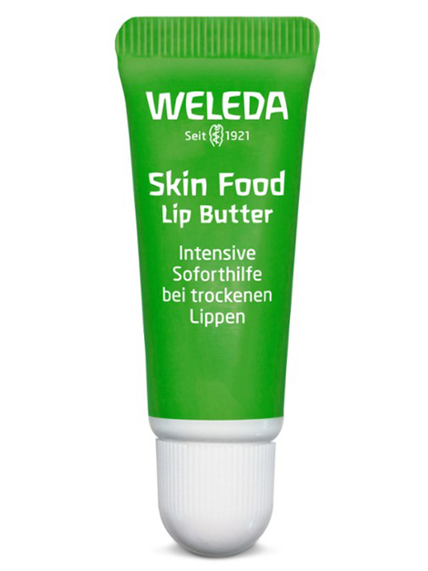 Питательный бальзам для губ Weleda Skin Food 8ml 7757
