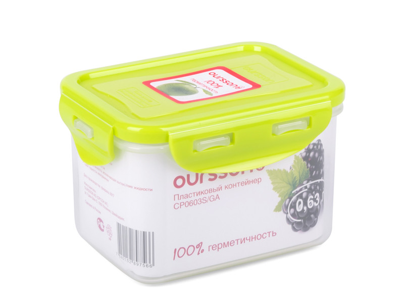 Oursson 630ml CP0603S/GA