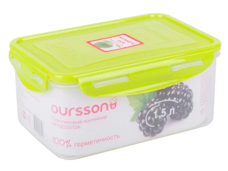 Oursson 1.5L CP1503S/GA