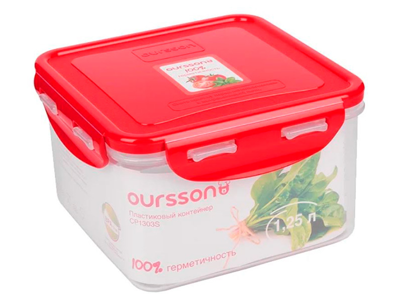 Oursson 1.25L CP1303S/RD