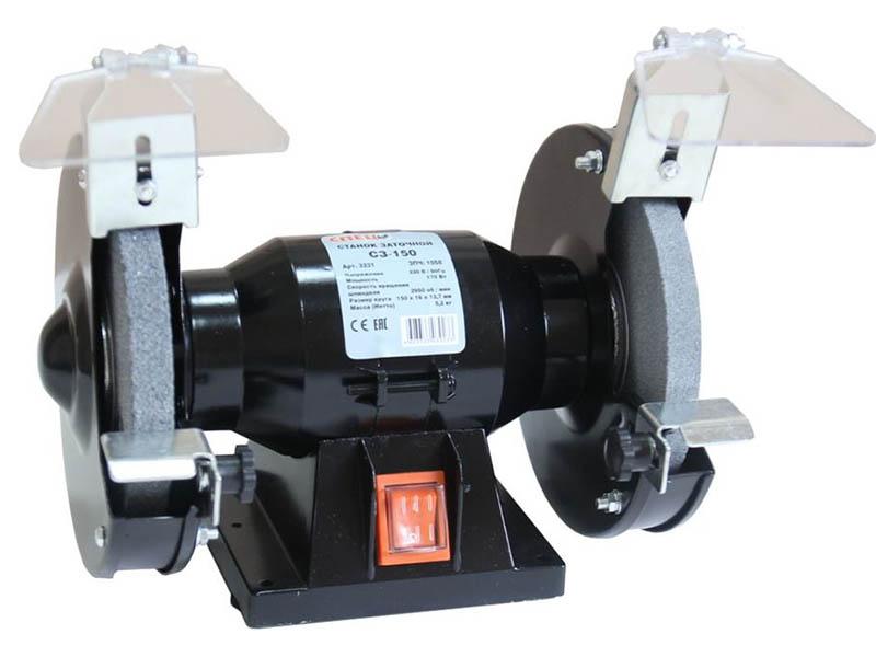 Электроточило Спец СЗ-150 170W 3221