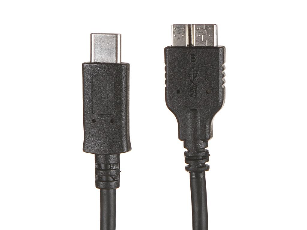 Аксессуар Palmexx USB-C - MicroUSB 3.0 PX/CAB-USBC-MICRO30