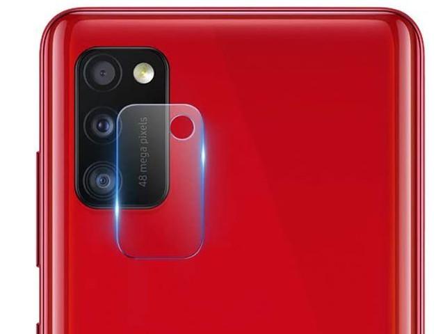Защитный экран на камеру Red Line для Samsung Galaxy A41 УТ000022802