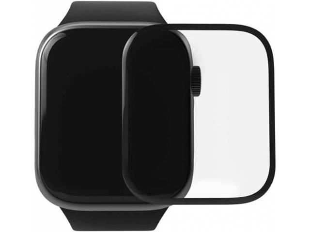 Аксессуар Защитный экран Red Line для APPLE Watch S4/S5 44mm Black УТ000022679