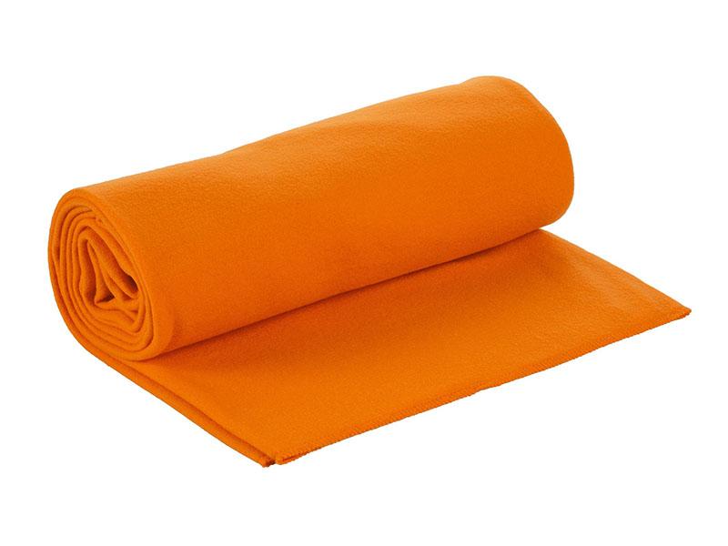 Плед дорожный Проект 111 Pathway 130х150cm Orange 10622.20 подушка проект 111 sleep orange 5125 20