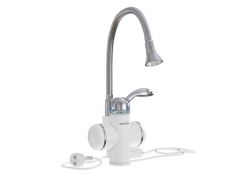 Кран мгновенного нагрева воды Mixline WH-002 544217