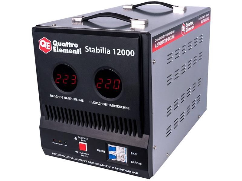 Стабилизатор Quattro Elementi Stabilia 12000 772-111