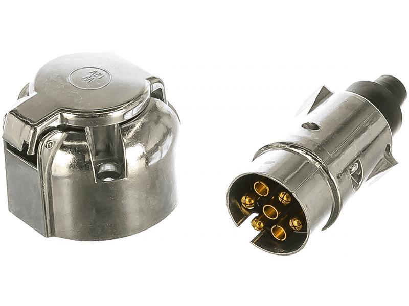 Разъем-электро фаркопа Autovirazh AV-4007