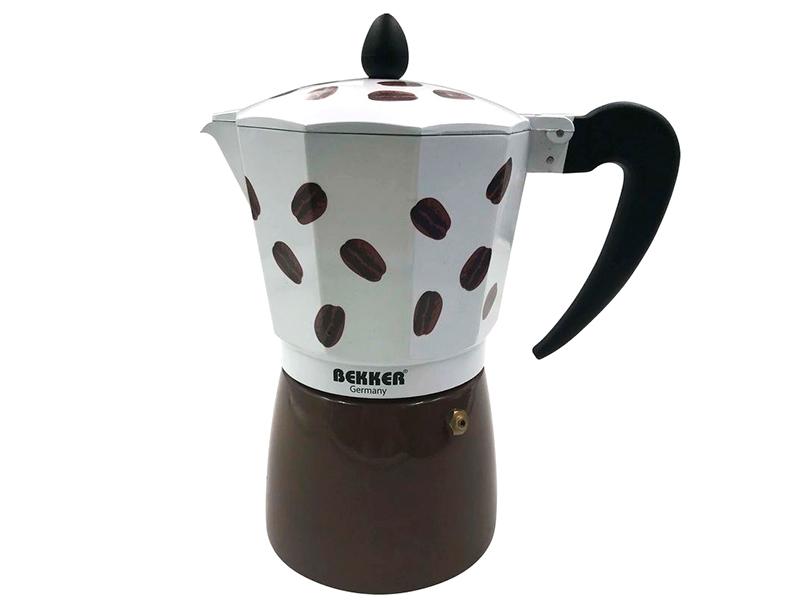 Кофеварка Bekker 450ml BK-9362