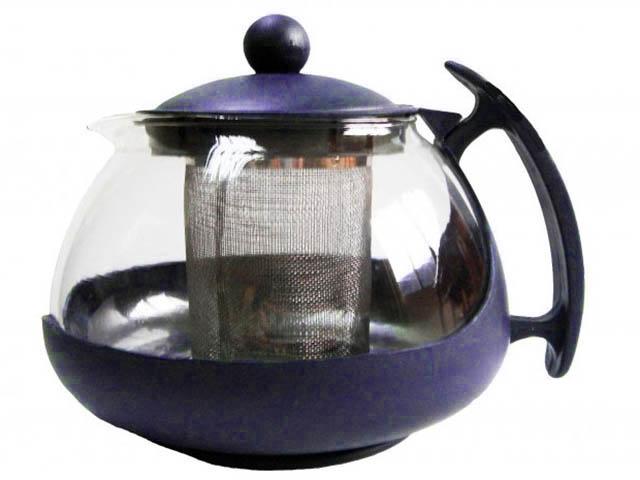Чайник заварочный Bekker 750ml BK-307 Blue чайник bekker 2 0l bk s580